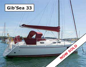 Gibsea 33 for sale