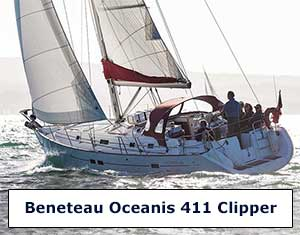 Beneteau Oceanis 411 for sale