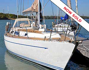 Oyster 37 Heritage for sale